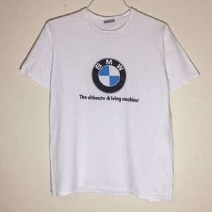 🔥Vintage 1990s Round Two BMW T-Shirt
